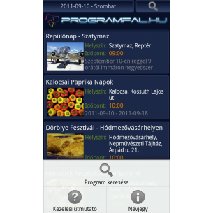Programfal